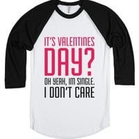 White/Black T-Shirt | Funny Dating Valentine's Shirts