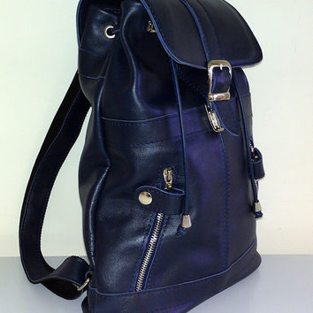 Вackpack leather
