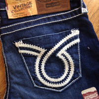 Big Star Denim Liv Skinny Vintage