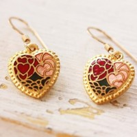 Limited Edition Heart Earrings