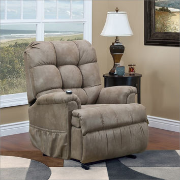 MedLift Power Lift Chair Recliner, Wall Away Feature  5500