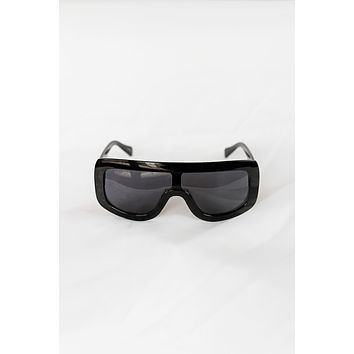 Celebrity Black Sunglasses