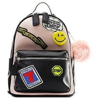 Mini Emoticon Backpack
