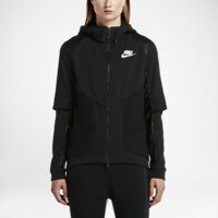 Nike Perforated Full-Zip Women's Hoodie