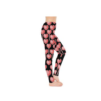 Heart of Hearts Leggings - Youth Sizes