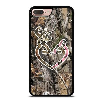 CAMO BROWNING LOVE-PHONE 5 iPhone 8 Plus Case Cover