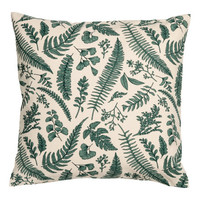 Slub-weave Cushion Cover - from H&M