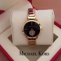 Michael Kors Women Fashion Quartz Movement Watch Wristwatch