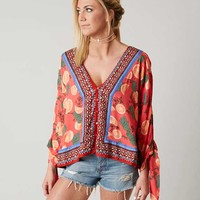 FREE PEOPLE FRESHLY SQUEEZED SHIRT