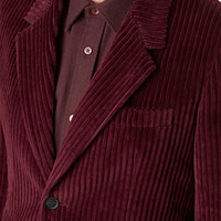 Jumbo Cord Tailored Jacket