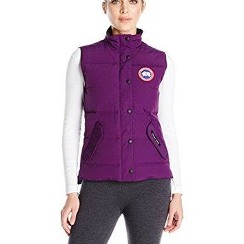Canada Goose Women's Freestyle Vest  canada goose womens down jacket