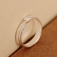 Kaelyn Autumn 925 Sterling Silver Ring