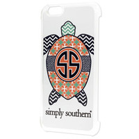 Simply Southern Turtle iPhone 6 Case