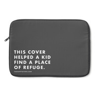 """Place Of Refuge"" Laptop Sleeve"