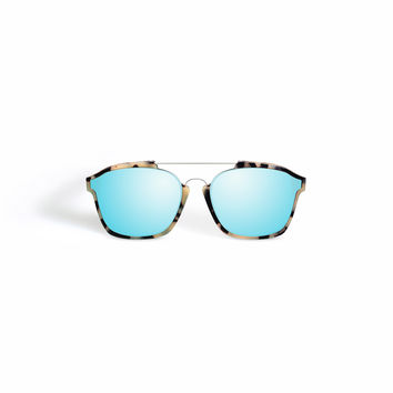 Dior - Abstract Ice Blue Sunglasses