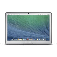"Apple® - MacBook Air® (Latest Model) - 13.3"" Display - Intel Core i5 - 4GB Memory - 128GB Flash Storage"