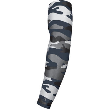 Badger 0281 Camo Arm Sleeve - Navy Camo