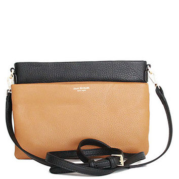 Isaac Mizrahi New York Alison Leather Crossbody