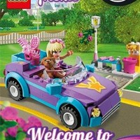 Lego Friends Welcome to Heartlake City DK Readers. Level 4