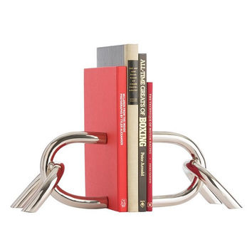 Arteriors Home Reed Bookends, Set/2
