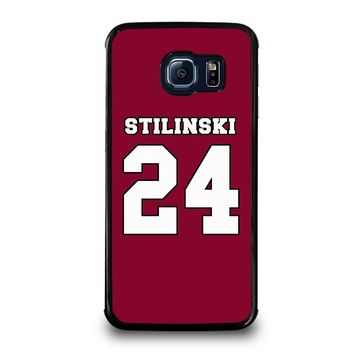 TEEN WOLF STILINSKI 24 Samsung Galaxy S6 Edge Case Cover