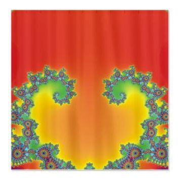 Valey of seahorses Shower Curtain> Valey of seahorses> CircusValleyMall