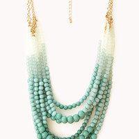 Favorite Layered Bead Necklace