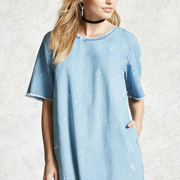 Contemporary Denim Dress