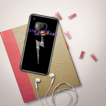 Harry Potter Scar Logo HTC One M9 Case Planetscase.com