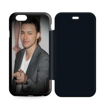 Prince Royce Leather Wallet Flip Case iPhone 6 | 6S