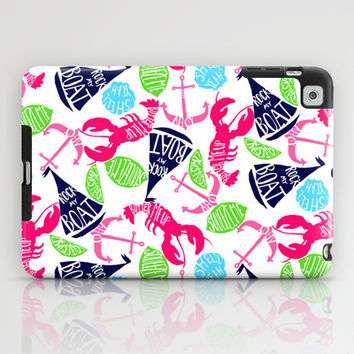 Summer time! (Lilly Pulitzer style) iPad Case by uramarinka | Society6
