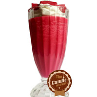 Cafe Candles - Milkshake Candles - The Candle Patisserie