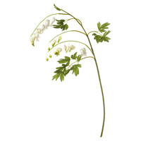Faux Dicentra Flower Stem