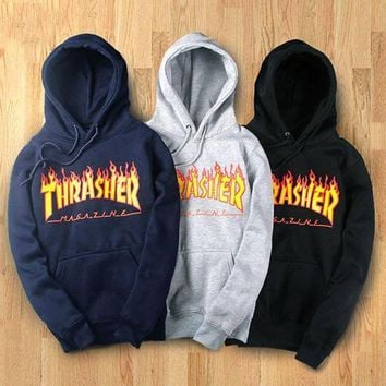 Womens Thrasher Hoodies Sweatshirt d81c339353