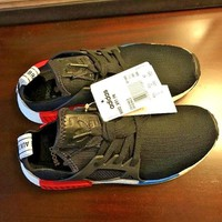Adidas NMD XR1 PK Blk/blk/white US MENS SZ 7. WOMENS 8.