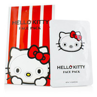 Hello Kitty Face Pack - Rose 2pcs