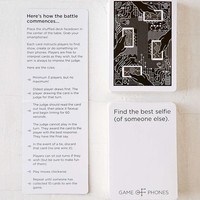 Game Of Phones Card Game - Urban Outfitters