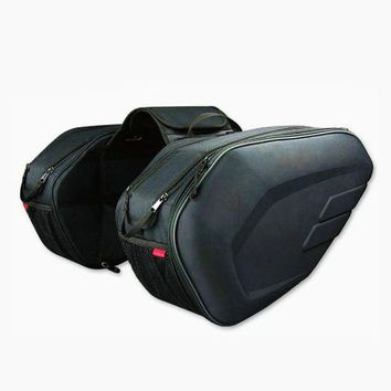 ac NOOW2 One Set Waterproof Motorcycle Saddlebags Helmet Moto Side Bag Tail Luggage Suitcase Motor Bike Fuel Tank Bags saddle bags SA212