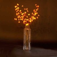 Amber Flower Light | Candy's Cottage