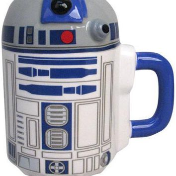 Star Wars R2-D2 Ceramic Coffee Mug