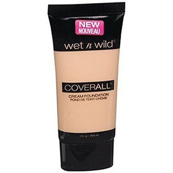 Wet N Wild Coverall Cream Foundation C819