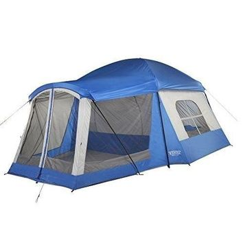 Outdoor Beach Camping Tent Sun Shelter Patio Garden Portable Cabin 8 Person Tent