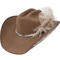 Women's Charlie 1 Horse Leather Lace Fashion Hat