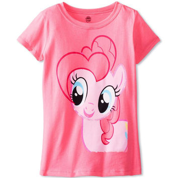 My Little Pony - Pinkie Pie Pose Girls Juvy T-Shirt