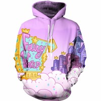 Fairy Odd Parents World Hoodie
