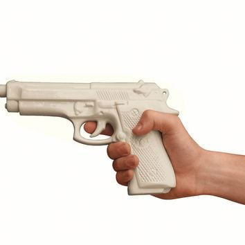 Memorabilia Porcelain Gun design by Seletti – BURKE DECOR