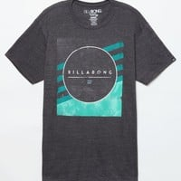 Billabong Graphic T-Shirt - Mens Tee - Tar
