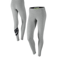 Nike Women's Leg-A-See Logo Tights - Dick's Sporting Goods