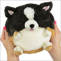 Mini Squishable Cardigan Corgi