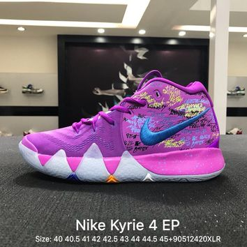 Nike Kyrie 4 EP Men Basketball Shoes